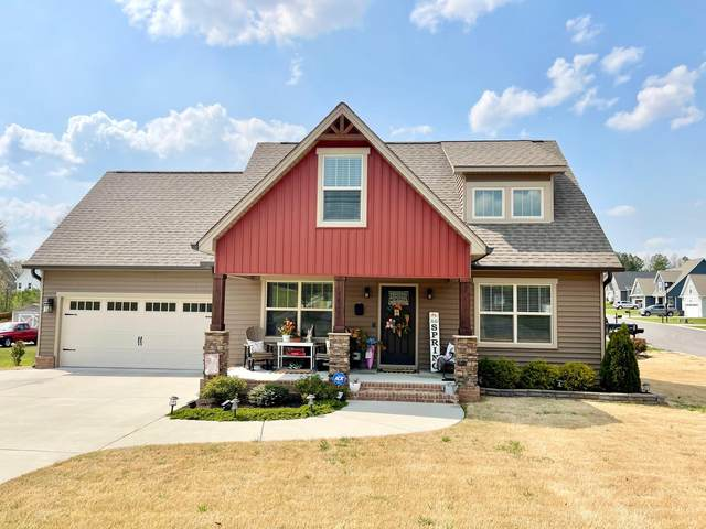1471 NW New Murraytown Rd, Cleveland, TN 37312 (MLS #1333884) :: The Jooma Team