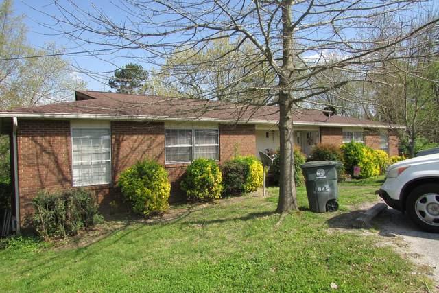 1845 Dana Ln, Hixson, TN 37343 (MLS #1333895) :: Smith Property Partners