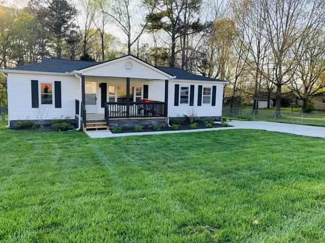 218 Main St, Ringgold, GA 30736 (MLS #1333911) :: Chattanooga Property Shop