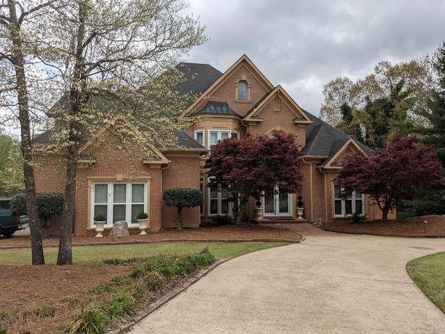 5628 Mountain Breeze Dr, Chattanooga, TN 37421 (MLS #1333923) :: The Jooma Team