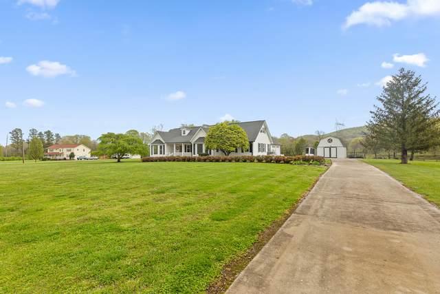 180 Taylor Estates Rd, Jasper, TN 37347 (MLS #1333929) :: The Robinson Team
