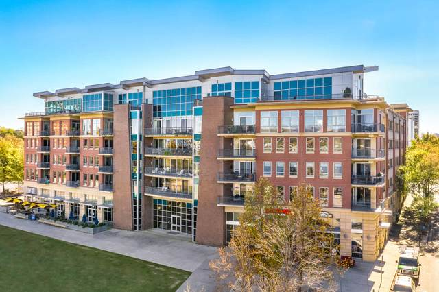 191 Chestnut St Apt 503, Chattanooga, TN 37402 (MLS #1333935) :: The Hollis Group