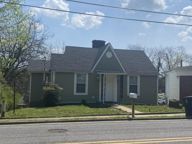 203 Forrest Avenue St, Athens, TN 37303 (MLS #1333952) :: The Hollis Group