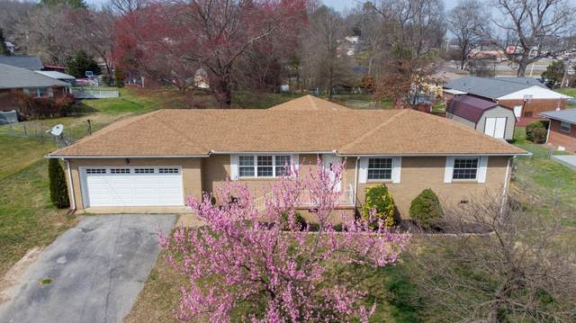 105 Coffman Dr, Fort Oglethorpe, GA 30742 (MLS #1333956) :: Chattanooga Property Shop