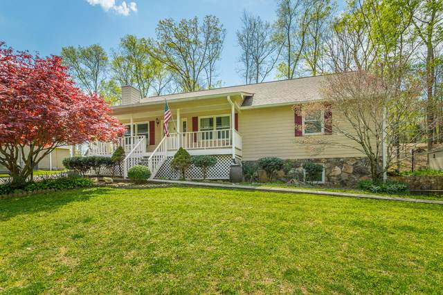 220 Chippewah Circle Dr, Cleveland, TN 37312 (MLS #1333959) :: The Robinson Team