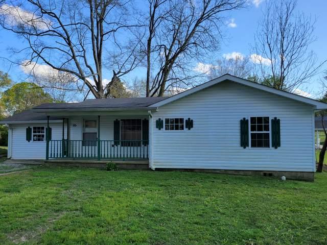 85 Henley St, Summerville, GA 30747 (MLS #1333984) :: The Hollis Group