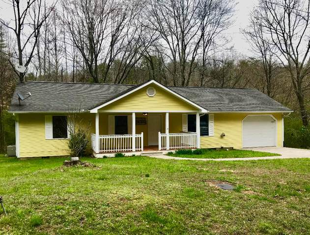 2286 Shinbone Ridge Rd, Lafayette, GA 30728 (MLS #1333986) :: The Hollis Group