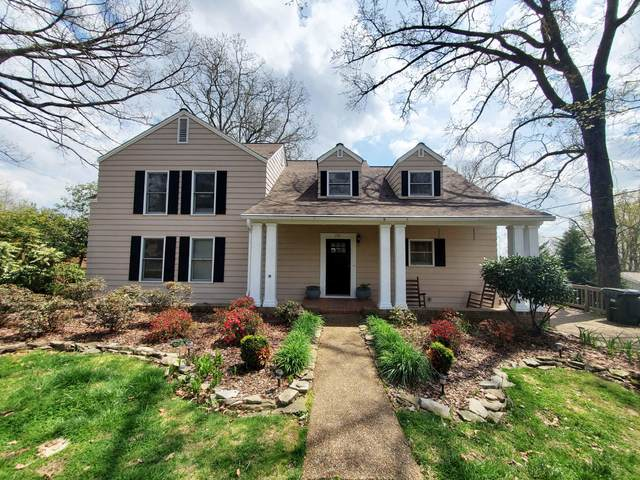 106 South Dr, Signal Mountain, TN 37377 (MLS #1333998) :: The Hollis Group