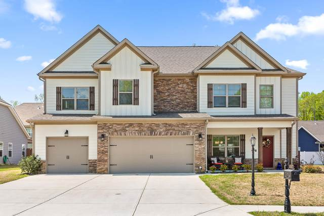 6532 Turner Ashby Dr, Hixson, TN 37343 (MLS #1334019) :: Denise Murphy with Keller Williams Realty