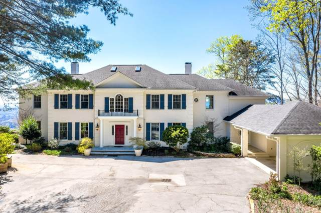 1600 Chickamauga Tr, Lookout Mountain, GA 30750 (MLS #1334040) :: Keller Williams Realty | Barry and Diane Evans - The Evans Group