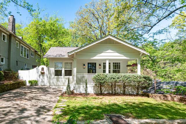1109 Albany St, Chattanooga, TN 37405 (MLS #1334060) :: The Hollis Group
