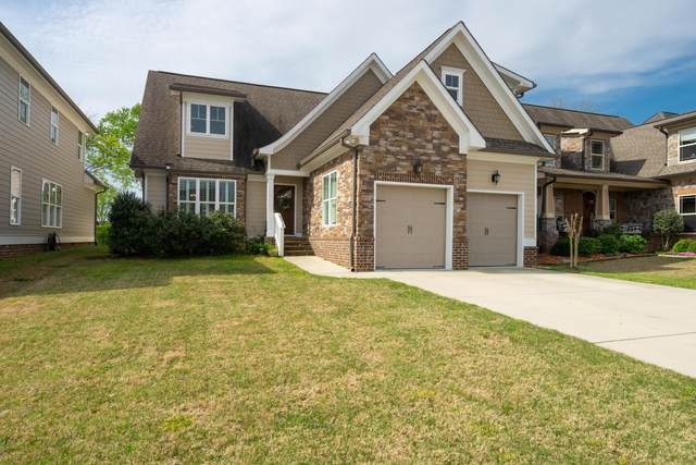8162 Savannah Bay Dr, Ooltewah, TN 37363 (MLS #1334212) :: 7 Bridges Group