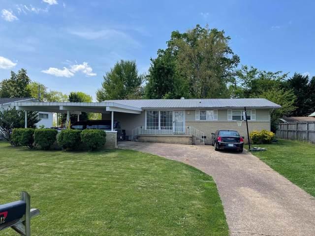 1712 Green Hill Dr, Hixson, TN 37343 (MLS #1334262) :: Chattanooga Property Shop