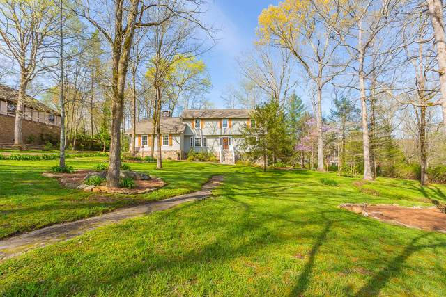 40 Hidden Brook Ln, Signal Mountain, TN 37377 (MLS #1334264) :: 7 Bridges Group