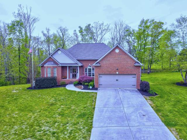 2349 NW Cumberland Trace, Cleveland, TN 37312 (MLS #1334279) :: The Weathers Team