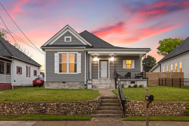 2109 E 14th St, Chattanooga, TN 37404 (MLS #1334375) :: The Mark Hite Team