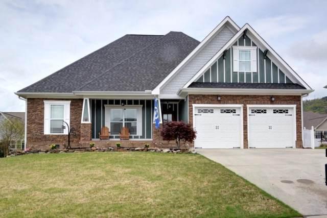 8530 Deer Run Cir, Ooltewah, TN 37363 (MLS #1334502) :: Chattanooga Property Shop