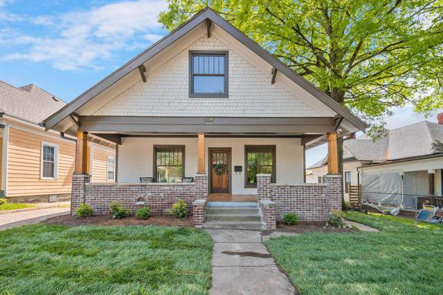 1506 E 14th St, Chattanooga, TN 37404 (MLS #1334535) :: The Robinson Team
