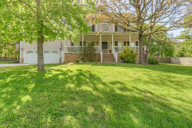 10102 Rolling Wind Dr, Soddy Daisy, TN 37379 (MLS #1334607) :: The Hollis Group