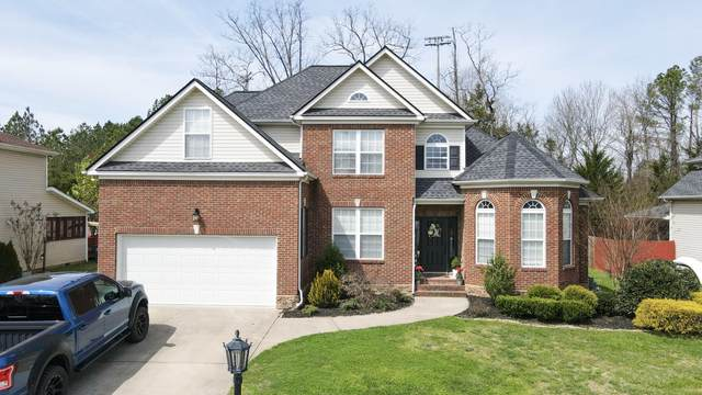 2364 Sargent Daly Dr, Chattanooga, TN 37421 (MLS #1334626) :: The Mark Hite Team