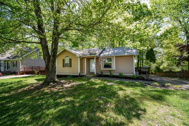 3928 NE Gibson Dr, Cleveland, TN 37312 (MLS #1334630) :: The Hollis Group