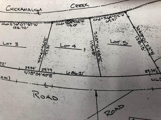 0 Hamill Rd Lot #4, Hixson, TN 37343 (MLS #1334682) :: Chattanooga Property Shop