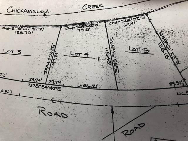 0 Hamill Rd Lot #5, Hixson, TN 37343 (MLS #1334686) :: Chattanooga Property Shop