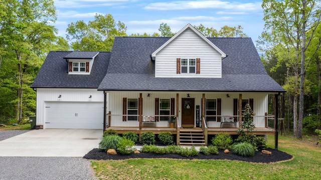 116 Central Ave, Benton, TN 37307 (MLS #1334705) :: The Weathers Team