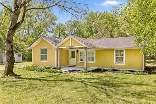 1527 Burns Ave, Chattanooga, TN 37412 (MLS #1334717) :: Keller Williams Realty   Barry and Diane Evans - The Evans Group