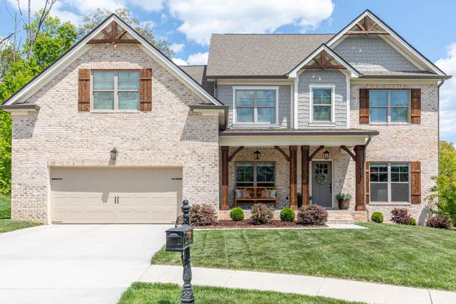 1399 Bridgeview Dr, Chattanooga, TN 37415 (MLS #1334729) :: The Jooma Team