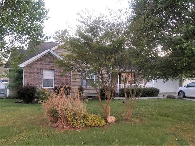 186 NW Thoroughbred Dr, Cleveland, TN 37312 (MLS #1334756) :: The Edrington Team
