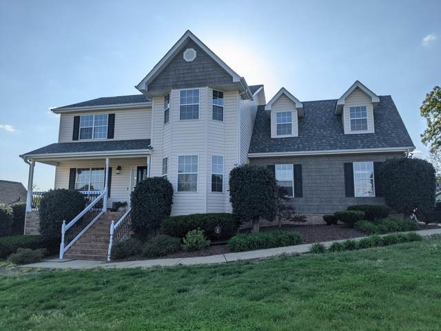 8407 Forest Breeze Dr, Harrison, TN 37341 (MLS #1334800) :: The Hollis Group
