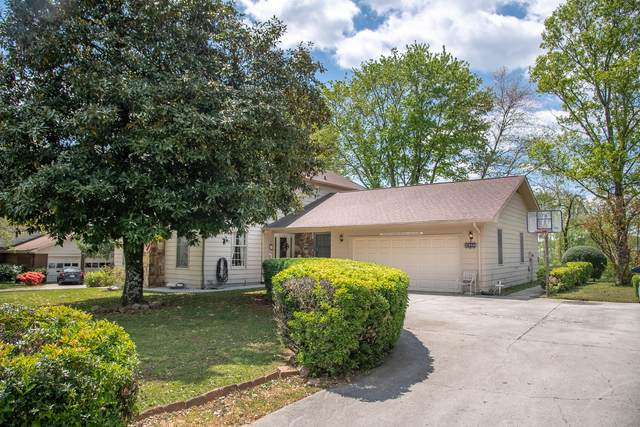 1025 NW Robin Hood Dr, Cleveland, TN 37312 (MLS #1334822) :: EXIT Realty Scenic Group