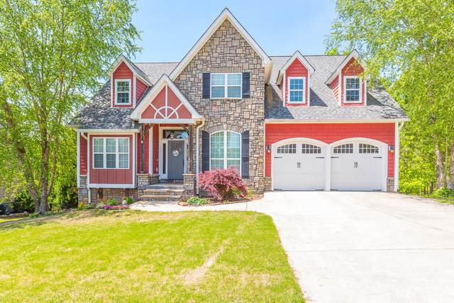 309 Honeysuckle Dr, Rock Spring, GA 30739 (MLS #1334898) :: 7 Bridges Group
