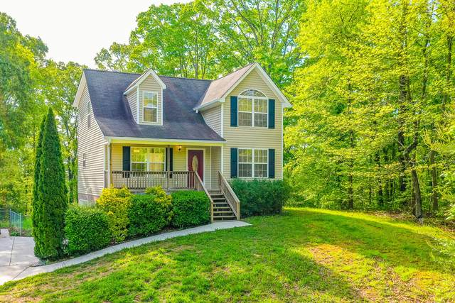 8444 NW Frontage Rd, Cleveland, TN 37312 (MLS #1334938) :: The Weathers Team