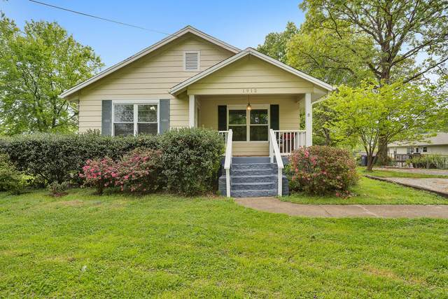 1912 Mcbrien Rd, Chattanooga, TN 37412 (MLS #1334976) :: Keller Williams Realty   Barry and Diane Evans - The Evans Group