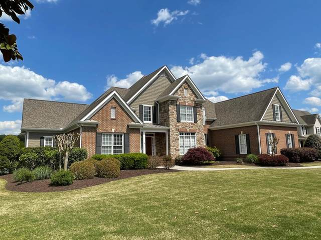 488 Magnolia Vale Dr, Chattanooga, TN 37419 (MLS #1334991) :: The Jooma Team