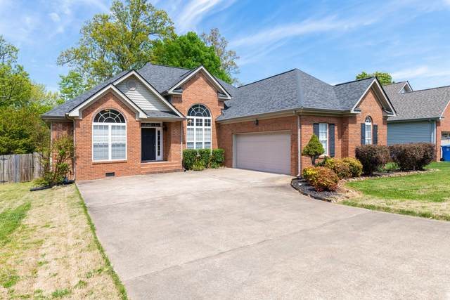 8355 Lady Slipper Rd, Chattanooga, TN 37421 (MLS #1335025) :: EXIT Realty Scenic Group