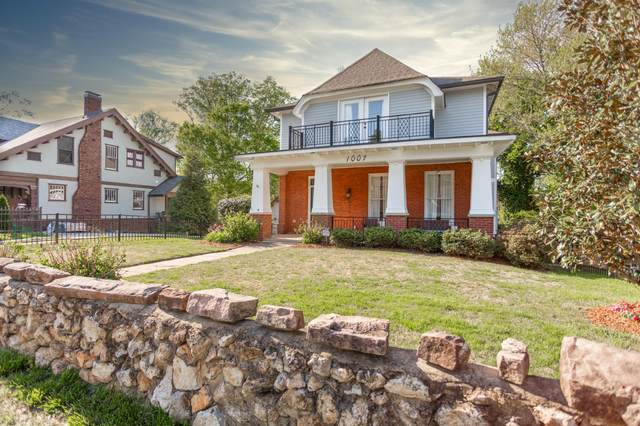1007 Hanover St, Chattanooga, TN 37405 (MLS #1335032) :: The Jooma Team