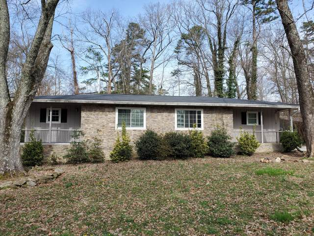 1009 Signal Rd, Signal Mountain, TN 37377 (MLS #1335103) :: EXIT Realty Scenic Group