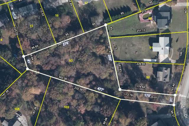 8731 Brookhill Dr #93, Hixson, TN 37343 (MLS #1335121) :: 7 Bridges Group