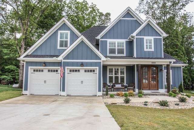 6263 Cashmere Ln Lot # 92, Harrison, TN 37341 (MLS #1335181) :: The Weathers Team