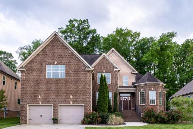 7882 Steppingstone Ln, Ooltewah, TN 37363 (MLS #1335260) :: EXIT Realty Scenic Group