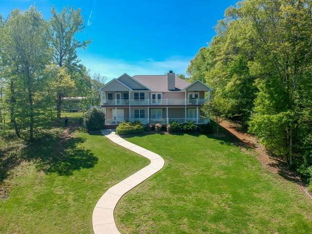 191 Lake Forest Lane, Spring City, TN 37381 (MLS #1335261) :: Keller Williams Realty | Barry and Diane Evans - The Evans Group