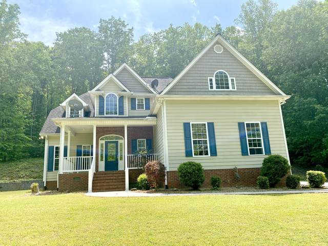 595 Bent Tree Dr, South Pittsburg, TN 37380 (MLS #1335304) :: Keller Williams Realty | Barry and Diane Evans - The Evans Group