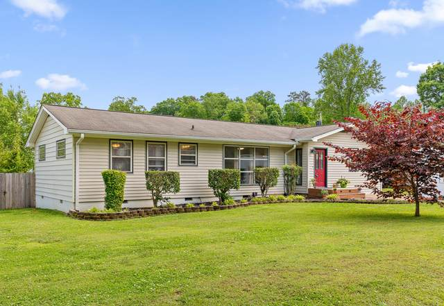 1310 Laredo Ave, Chattanooga, TN 37412 (MLS #1335309) :: Keller Williams Realty | Barry and Diane Evans - The Evans Group