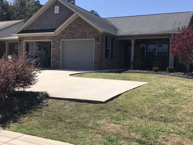 956 Colony Cir, Fort Oglethorpe, GA 30742 (MLS #1335315) :: The Hollis Group