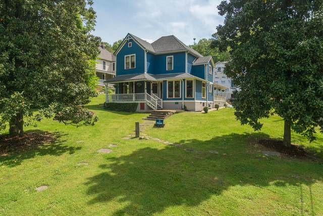 5208 Tennessee Ave, Chattanooga, TN 37409 (MLS #1335322) :: The Robinson Team