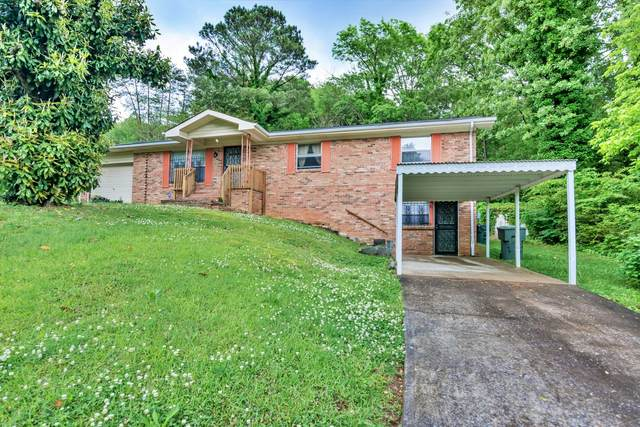 5610 Delaine Ln, Chattanooga, TN 37416 (MLS #1335323) :: The Jooma Team