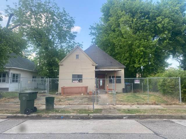 2209 Duncan Ave, Chattanooga, TN 37404 (MLS #1335325) :: The Hollis Group